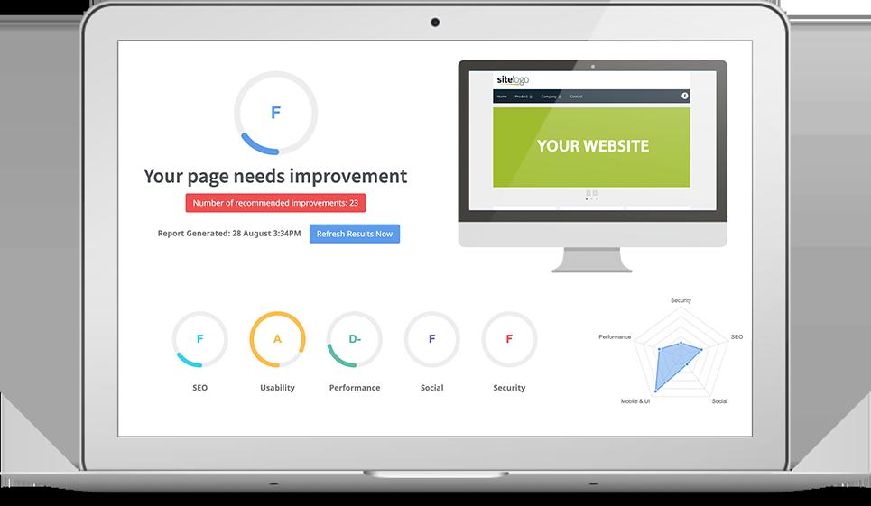 TMS+ Website Audit